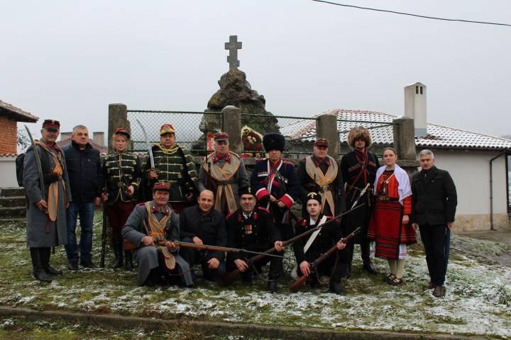 140 години от боевете край село Оборище и освобождението на Панагюрския край