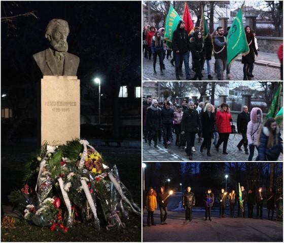 180 години от рождението на Нешо Бончев бяха отбелязани днес в Панагюрище