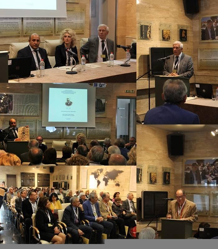 Международната научна конференция, посветена на 180-та годишнина от рождението на проф. Марин Дринов, се провежда в Панагюрище