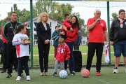 Стартира турнирът по футбол за деца и юноши, организиран от Клуб на привържениците на ЦСКА-Панагюрище