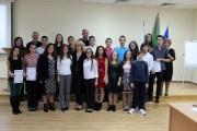 Тържествено бе учреден Общински ученически парламент в Панагюрище