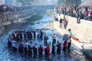 Панагюрище отбеляза големия християнски празник Богоявление