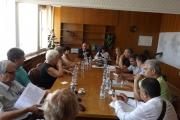 Днес в Панагюрище се проведоха консултациите за състава на Общинска избирателна комисия за предстоящите местни избори през октомври