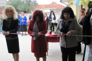 Днес официално бе открит Центърът за настаняване от семеен тип за деца и младежи  в Панагюрище