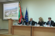 Публичното представяне на проекта за Бюджет`2015 на Община Панагюрище приключи